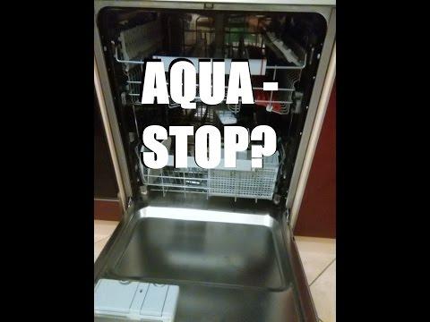 [ANDREEs] Aqua-Stop beim Geschirrspüler - Fehlerbehebung + Vorbeugung