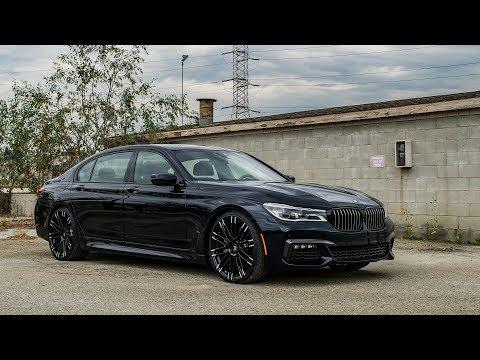 "BMW 750i | 22"" C-87 | Curva Wheels"