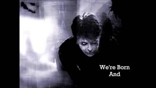 Jean- Michel Jarre Featuring Gary Numan-  Here For You (Official Lyric Video HD)