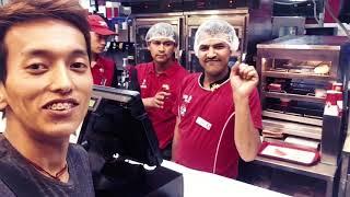 Deaf People Work At KFC India❤️