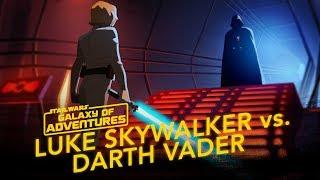 Episode 1.12 Luke vs Dark Vador, rejoins-moi (VO)
