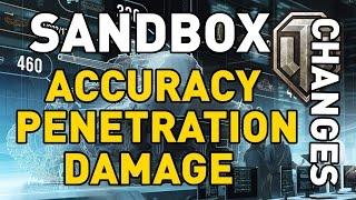 World of Tanks || Sandbox - Buffing Armour?