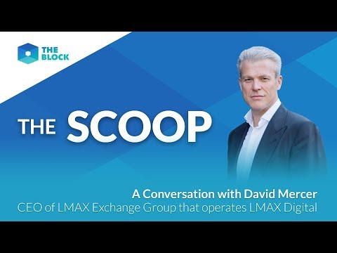 A conversation with David Mercer, The Scoop podcast at Crypto Evolved 2019