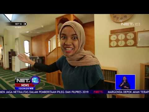 Masjid Al Noor Tempat Komunitas Muslim Canterbury di Selandia Baru NET12