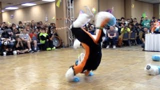 Hogwash - BLFC 2014 Fursuit Dance Competition