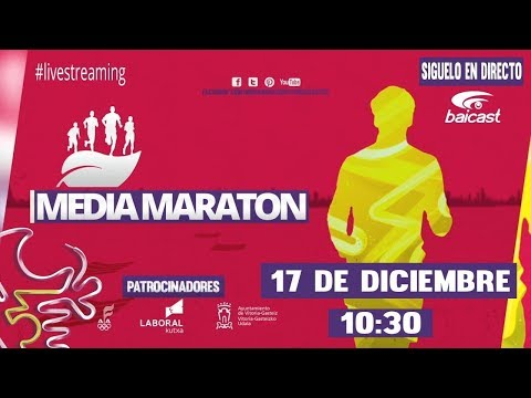 Media Maratón Vitoria Gasteiz 2017