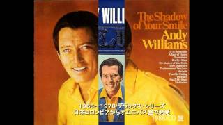 "andy williams original  album collection "" butterfly""  バタフライ"