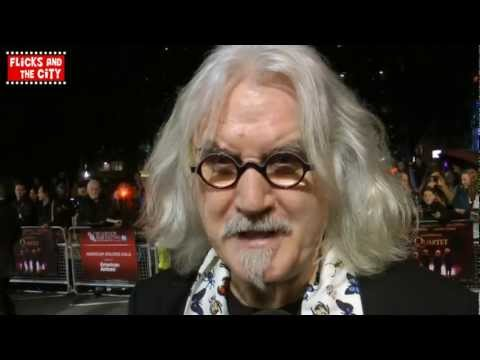 Billy Connolly Interview on acting, performing & comedy | MTW