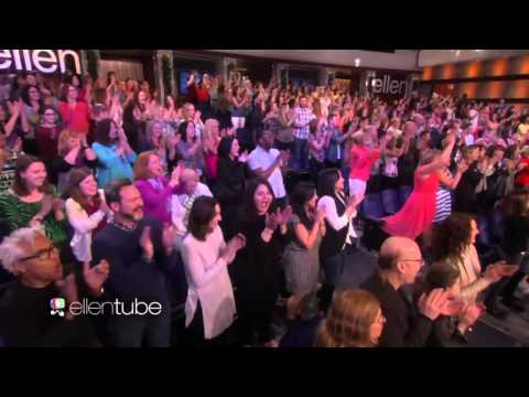 Adele - All I Ask Live on Ellen DeGeneres HD 720p