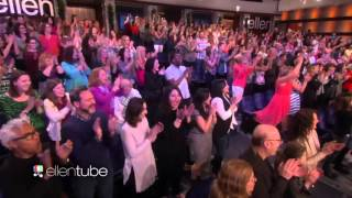 Adele   All I Ask Live On Ellen DeGeneres HD 720p