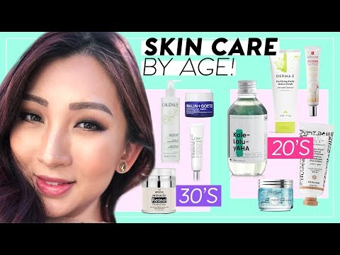 Best Skincare Routines for 20's and 30's: How to Keep Skin Looking Young + 5 Anti Aging Tips