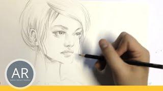 Blumen Fee Zeichnen Lernen Rosa Kleid Malen How To Draw Fairy