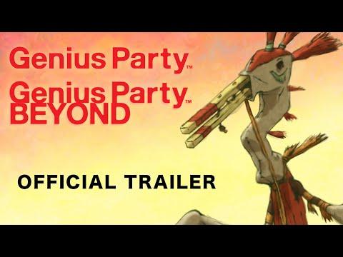 Genius Party + Genius Party Beyond [Official Trailer, GKIDS]