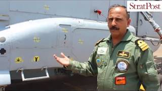 StratPost   Walkaround the Indian Navy's Ka-31 AEW Helo