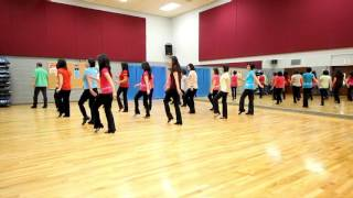 Give My Love To Rose - Line Dance (Dance & Teach in English & 中文)