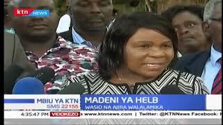 Wasio na ajira walalamika kuhusu madeni ya HELB |KTN MBIU