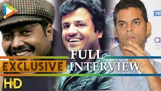 Anurag Kashyap  Vikas  Vikramaditya Exclusive Interview On Hunterrr  Bombay Velvet  Aamir Khan