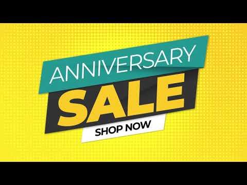 Anniversary Sale 2021