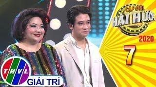 Cặp đôi hài hước Mùa 3 - Tập 7: Chờ Đợi Một Tiếng Yêu - Thạch Thảo, Samuel An Huỳnh