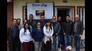 Første missionsrejse til menigheden i Bogotá