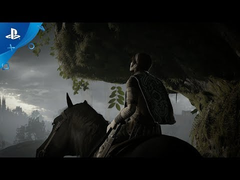 SHADOW OF THE COLOSSUS – Paris Games Week 2017 Trailer | PS4 thumbnail
