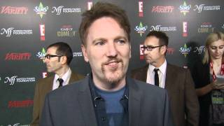 Dan Finnerty Interview - Variety's Power of Comedy 2011