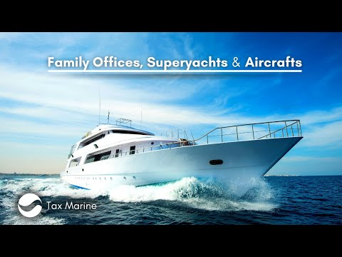 Video thumbnail for Family Offices, Super Yachts & Aircrafts