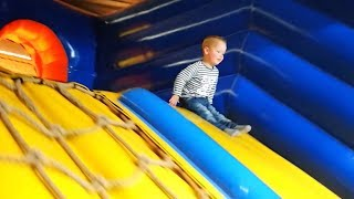 Fun Indoor Playground for Kids and Family at Ballorig Roermond Netherlands With Music