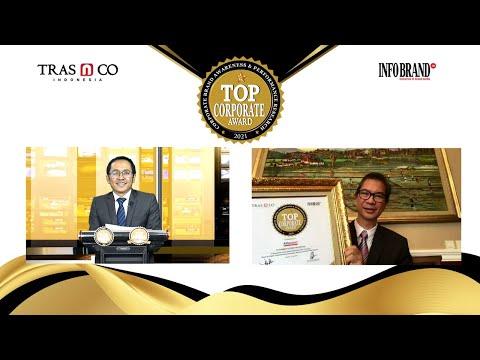 Mencatatkan pendapatan Rp75,83T,  PT Sumber Alfaria Trijaya Tbk Raih Top Corporate Award 2021