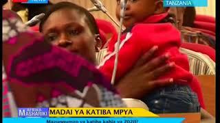 Madai ya katiba mpya Tanzania yaendelea I Afrika Mashariki