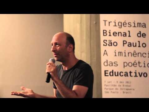 #30bienal (Ações educativas) Atendimento ao público