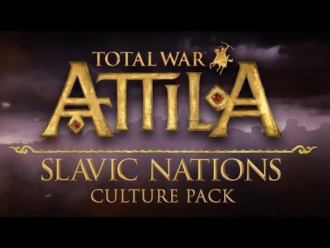 Total War: ATTILA - Slavic Nations Culture Pack