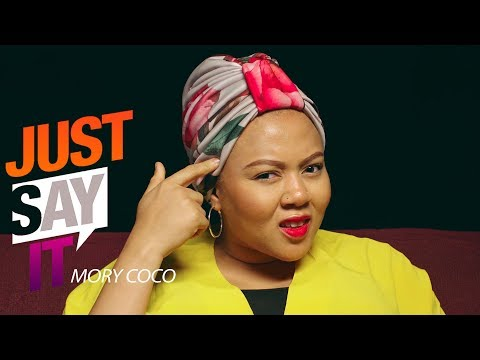 """Mory Coco has a Word for Age Watchers in this Episode of """"Just Say It""""   Watch"""