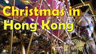Christmas In Hong Kong