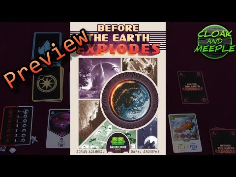 Preview | Before the Earth Explodes