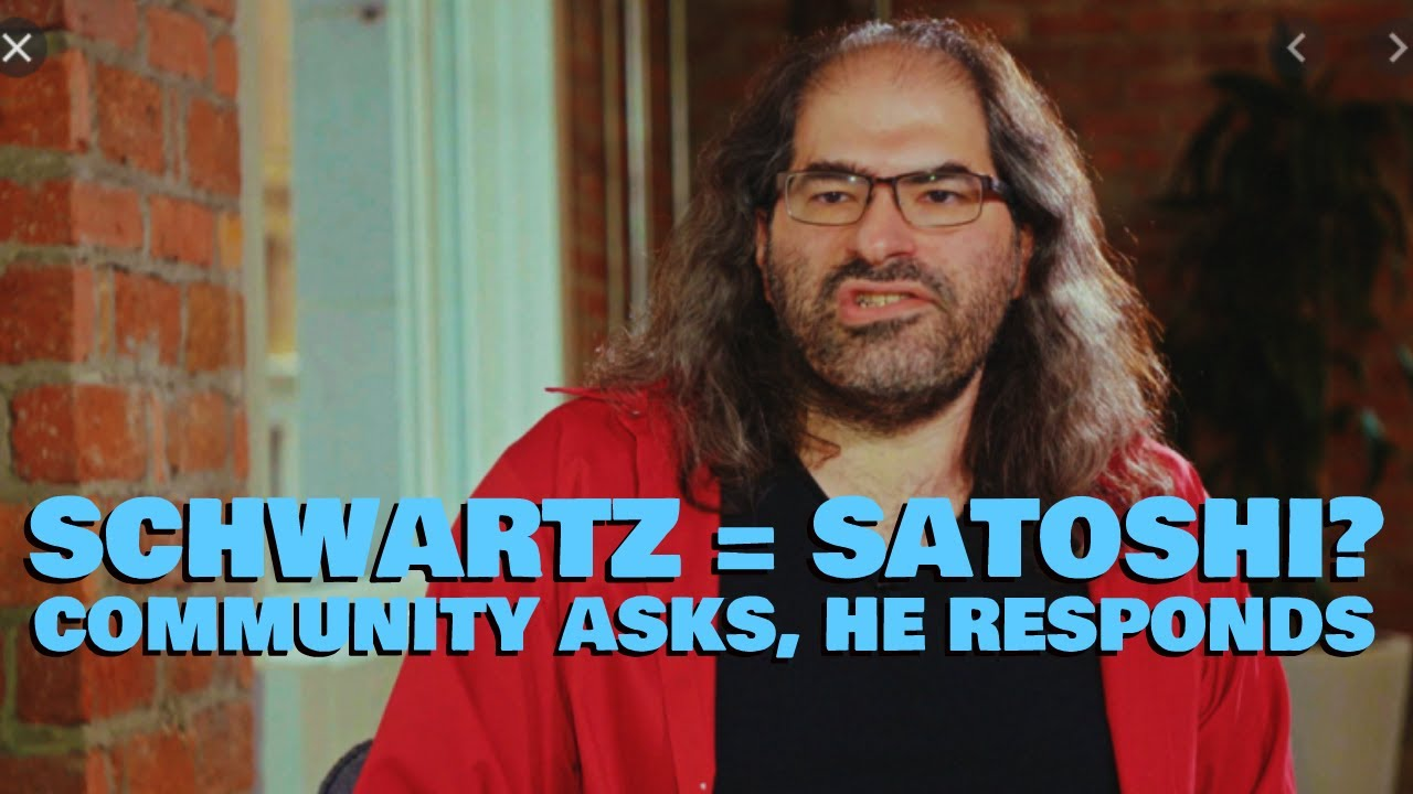 David Schwartz is SATOSHI? Community Asks, HE RESPONDS | XRP Ledger Sending LARGE AMOUNTS OF BITCOIN #Ripple #XRP