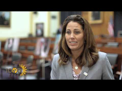 Q & A with Julie Foudy