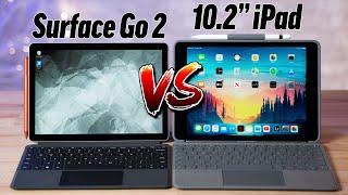 "Surface Go 2 vs 10.2"" iPad - Best Budget Laptop Setup?"