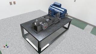 Autodesk Inventor - Design Accelerator Gear Box