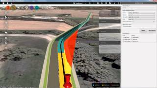 Roadway Design for InfraWorks 360 - Technical Demo Video