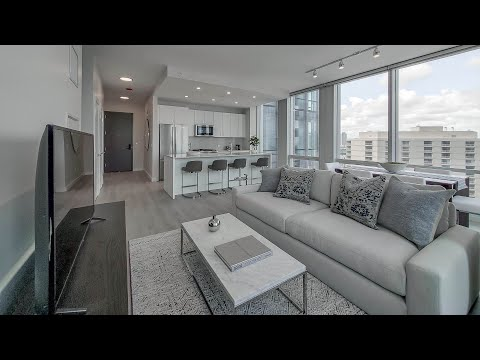 A River North 2-bedroom CB5 at the new One Chicago Apartments