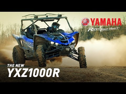 2019 Yamaha YXZ1000R SS SE in Trego, Wisconsin - Video 1