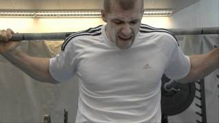 preview picture of video 'CrossFit - fittest in Israel 2011 - becoming insane'