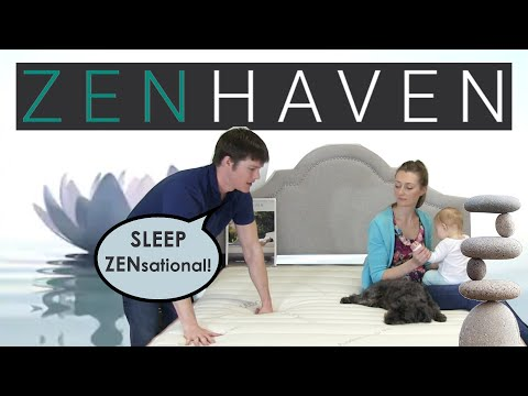 Zenhaven Mattress Review – Natural Talalay Latex 2017