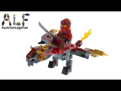 Vidéo LEGO Ninjago 30535 : Fire Flight (Polybag)