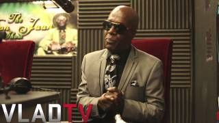 "Aaron Hall: ""Puffy  Jodeci, They All Seen Me F**k"""