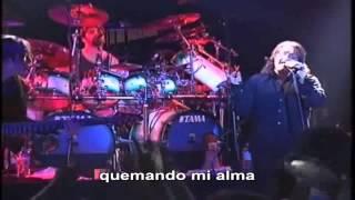 Dream Theater Burning My Soul Subtitulado Español