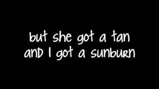 Owl City- Sunburn lyrics