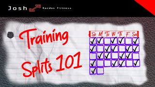 What is the Best Training Split? | Training Split 101 | Everything You Need to Know