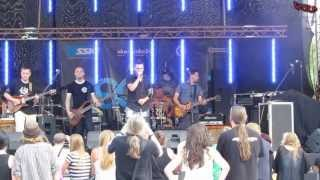 preview picture of video 'Brown - koncert 90 Fest - Skarżysko-Kamienna 2013 (część 2) [full HD]'